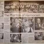 2001 5. november The Phantom of Harmonien.